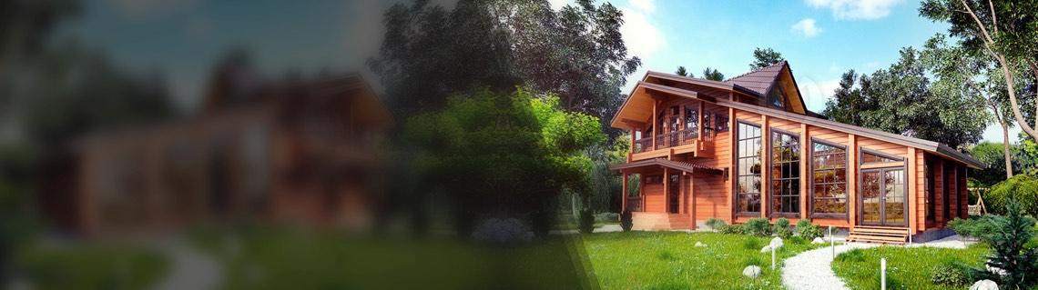 авторский архитектурный проект дома