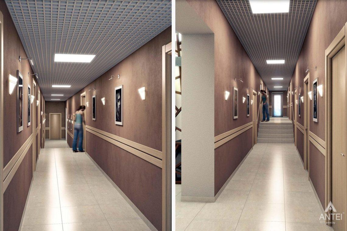 Дизайн интерьера гостиницы в г. Клинцы, Россия - фото №5