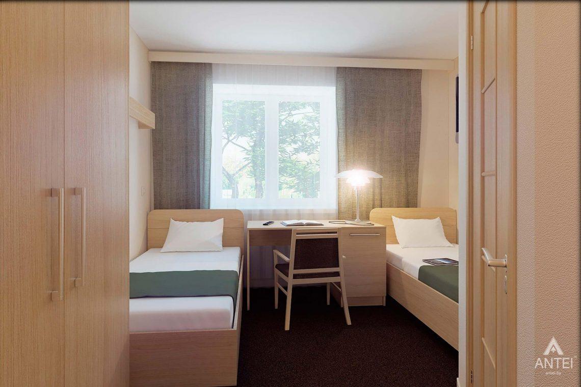 Дизайн интерьера гостиницы в г. Клинцы, Россия - фото №8