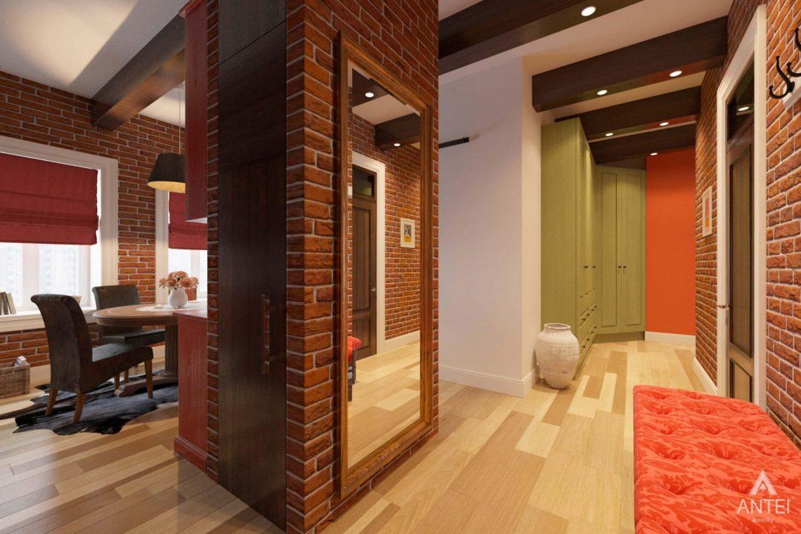 Дизайн интерьера квартиры в Гомеле, Проспект Ленина, 51 - гостиная фото №3