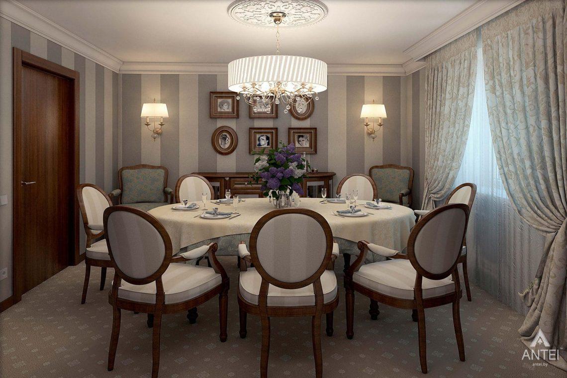 Дизайн интерьера гостиницы в г. Клинцы, Россия - фото №12
