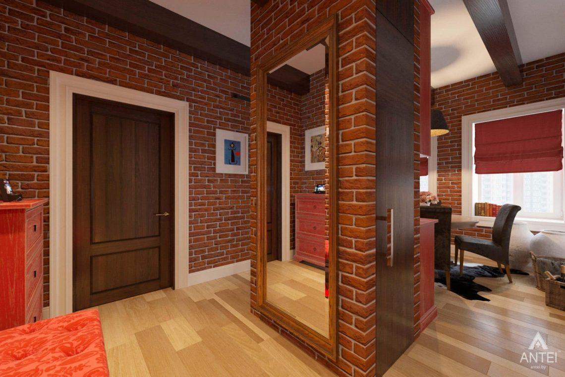 Дизайн интерьера квартиры в Гомеле, Проспект Ленина, 51 - гостиная фото №5