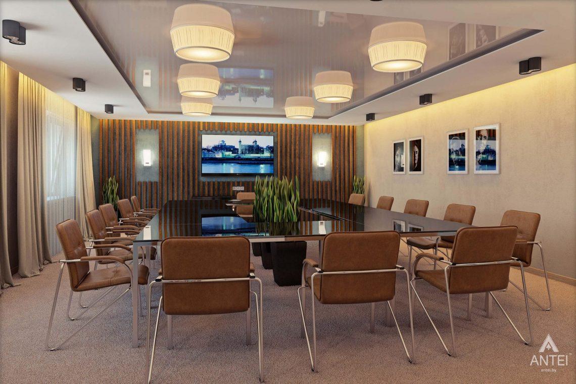 Дизайн интерьера гостиницы в г. Клинцы, Россия - фото №15