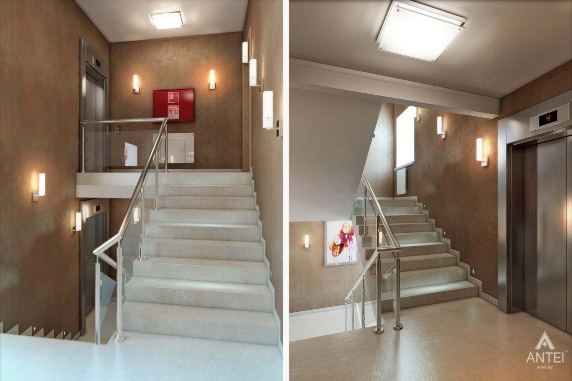 Дизайн интерьера гостиницы в г. Клинцы, Россия - фото №16