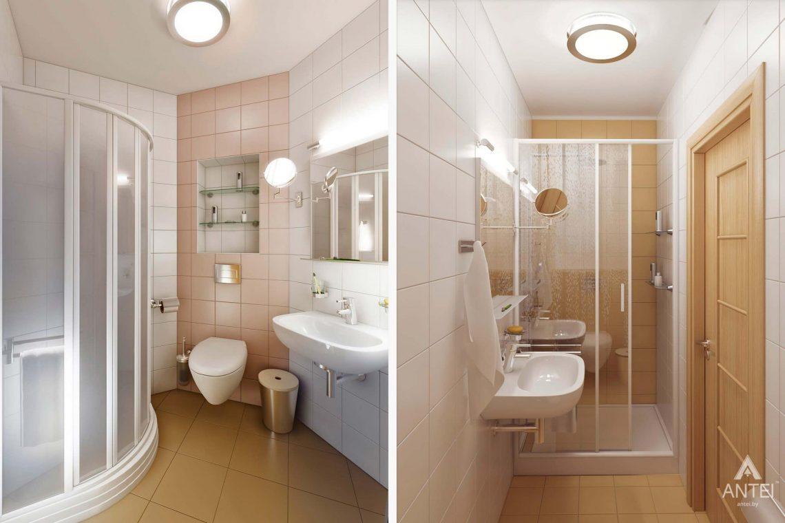 Дизайн интерьера гостиницы в г. Клинцы, Россия - фото №17