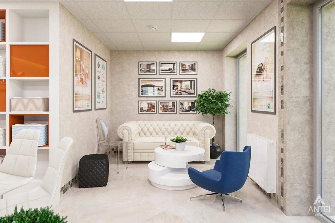 Дизайн интерьера магазина мебели в Гомеле, ул. Рогачевская - фото №5