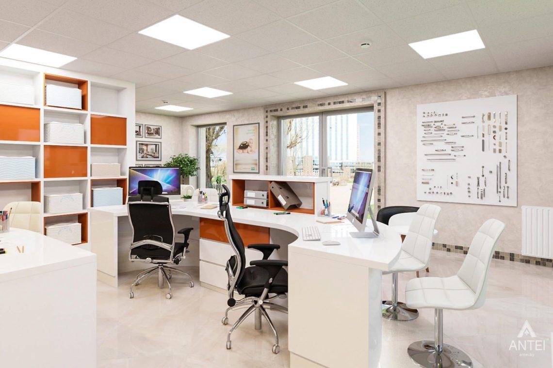 Дизайн интерьера магазина мебели в Гомеле, ул. Рогачевская - фото №4