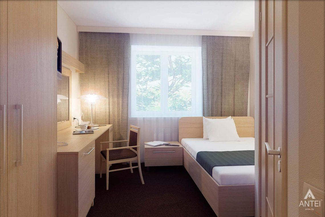 Дизайн интерьера гостиницы в г. Клинцы, Россия - фото №6