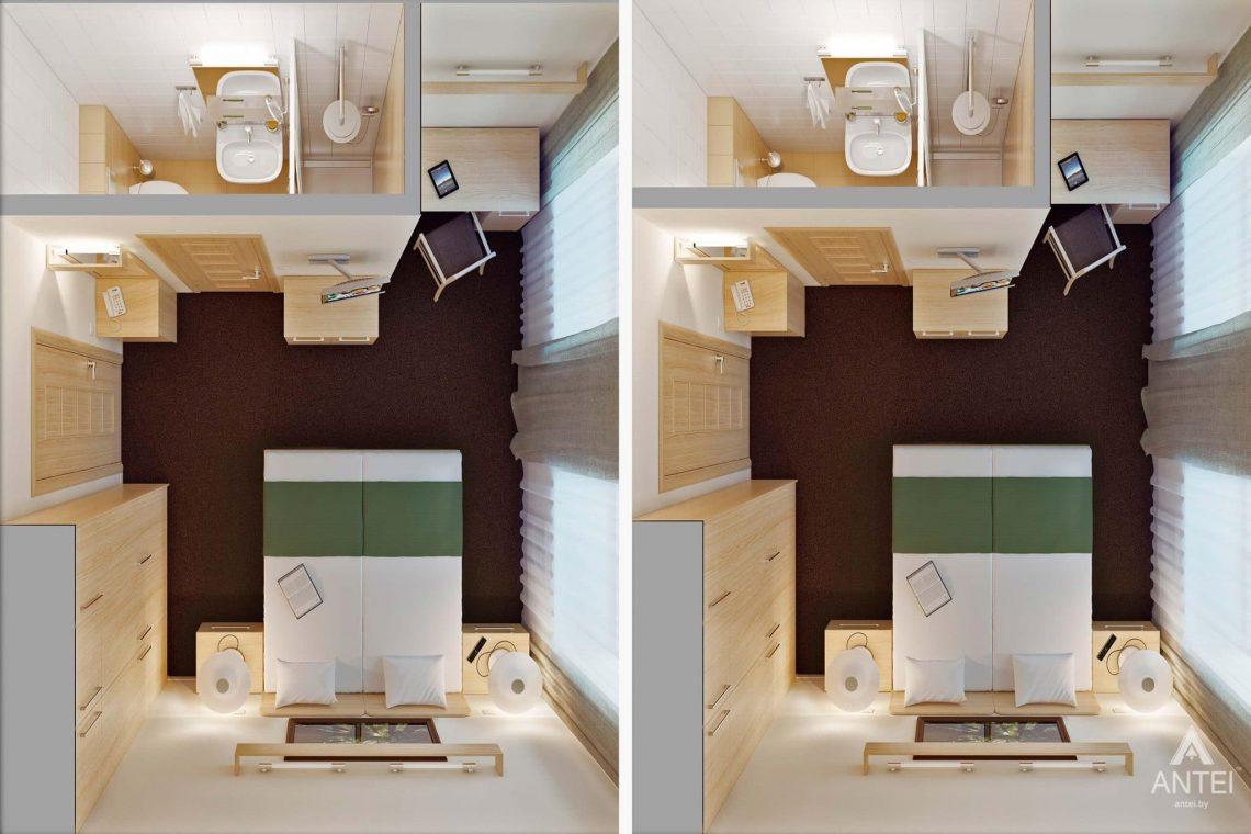 Дизайн интерьера гостиницы в г. Клинцы, Россия - фото №20