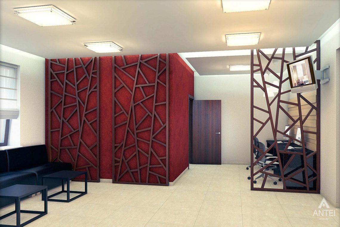 Дизайн интерьера гостиницы в г. Клинцы, Россия - фото №3