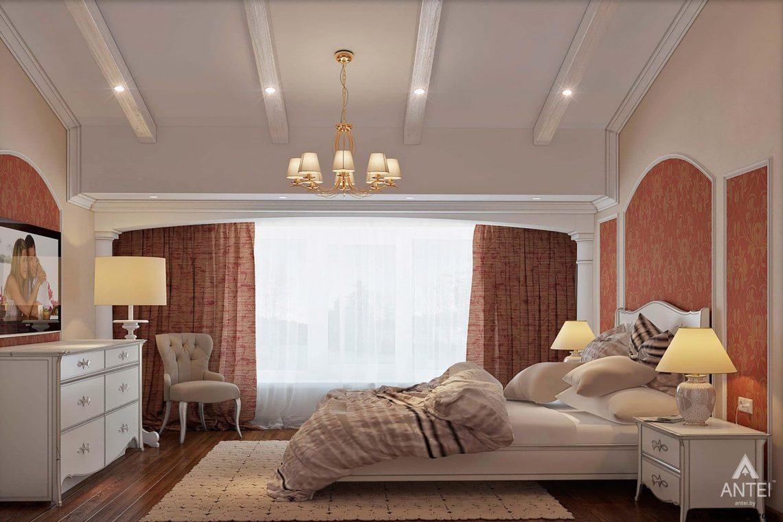 Дизайн интерьера таунхауса в России - детская комната фото №2