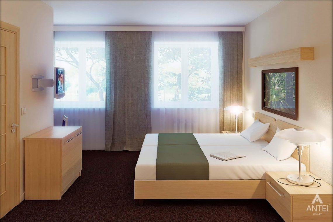 Дизайн интерьера гостиницы в г. Клинцы, Россия - фото №7