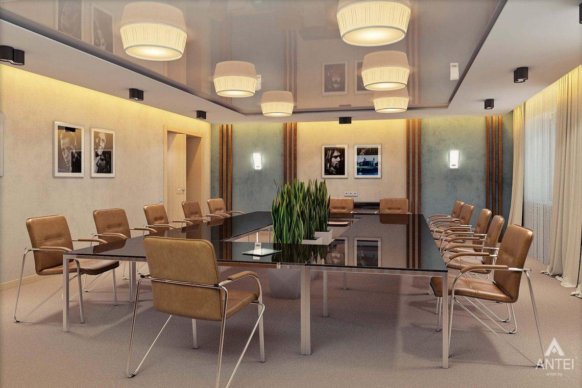 Дизайн интерьера гостиницы в г. Клинцы, Россия - фото №11