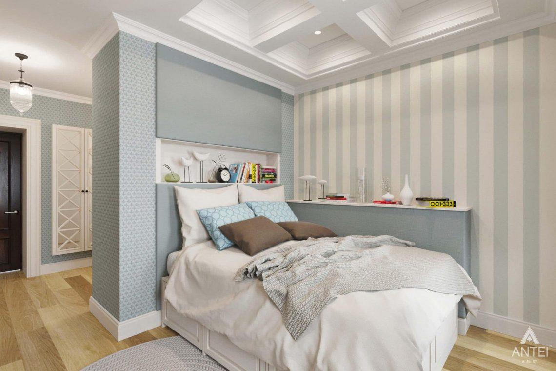 Дизайн интерьера квартиры в Гомеле, Проспект Ленина, 51 - детская комната фото №1