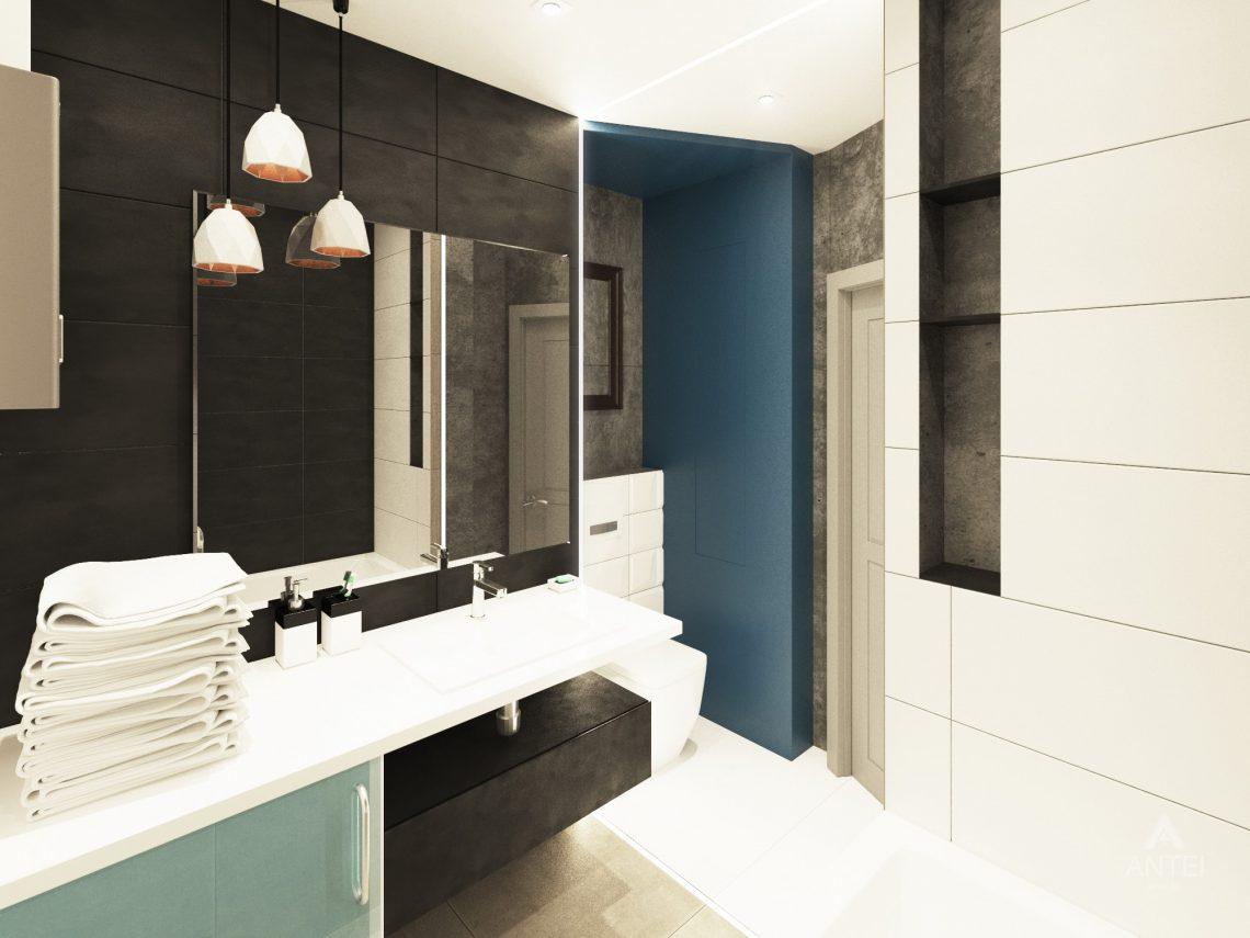 Дизайн интерьера квартиры в Гомель, пр. Ленина - санузел фото №4