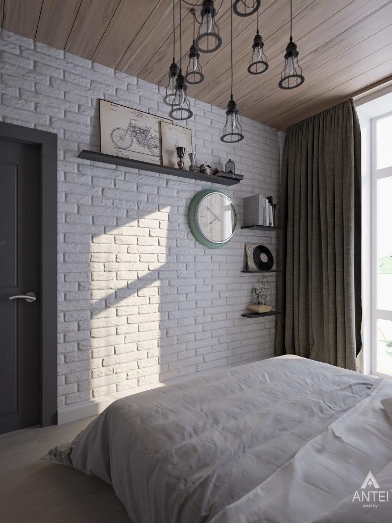 Дизайн интерьера квартиры в Гомель, пр. Ленина - спальня фото №5