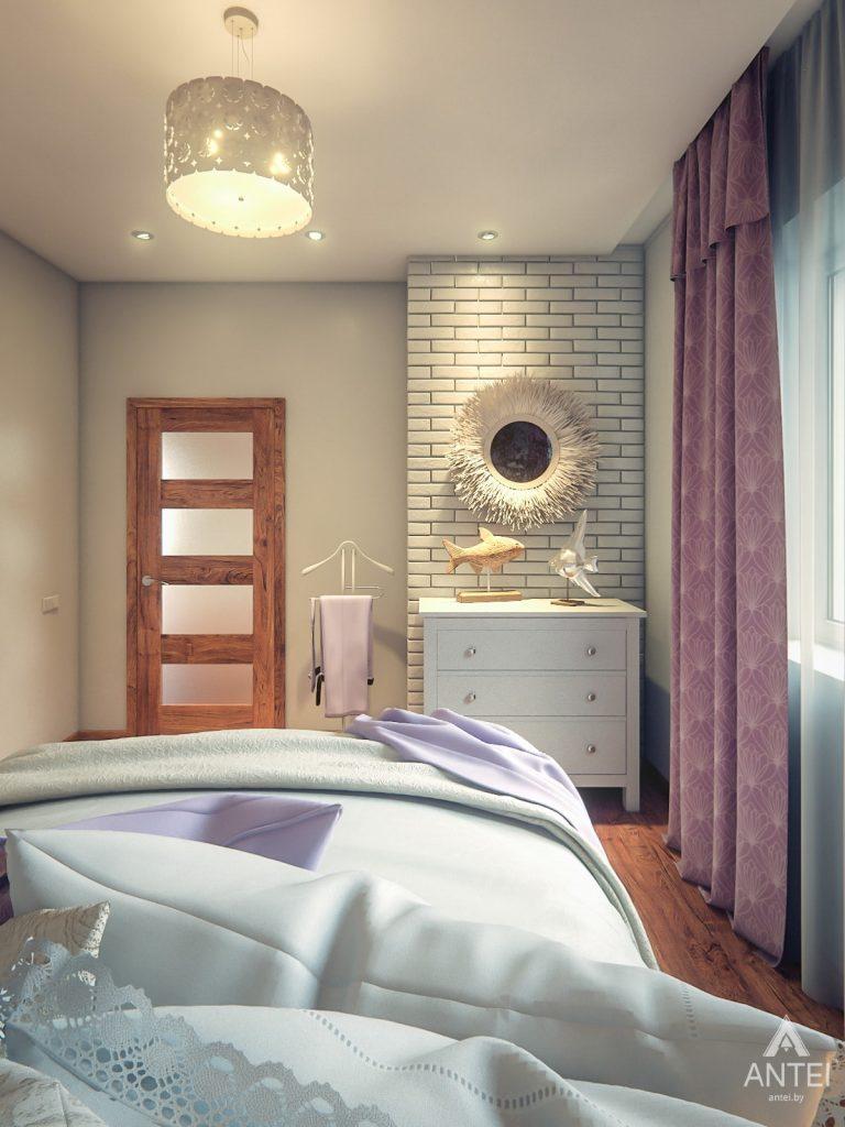 Дизайн интерьера загородного дома в Минском районе - комната фото №2