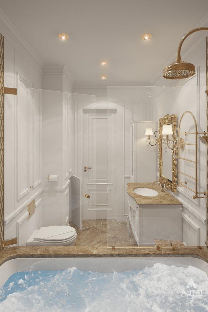 Дизайн интерьера квартиры в Минске, пр. Победителей - ванная фото №2
