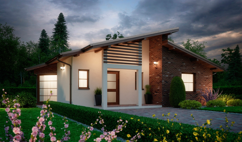 Проект одноэтажного дома «КО-149» - фото №3