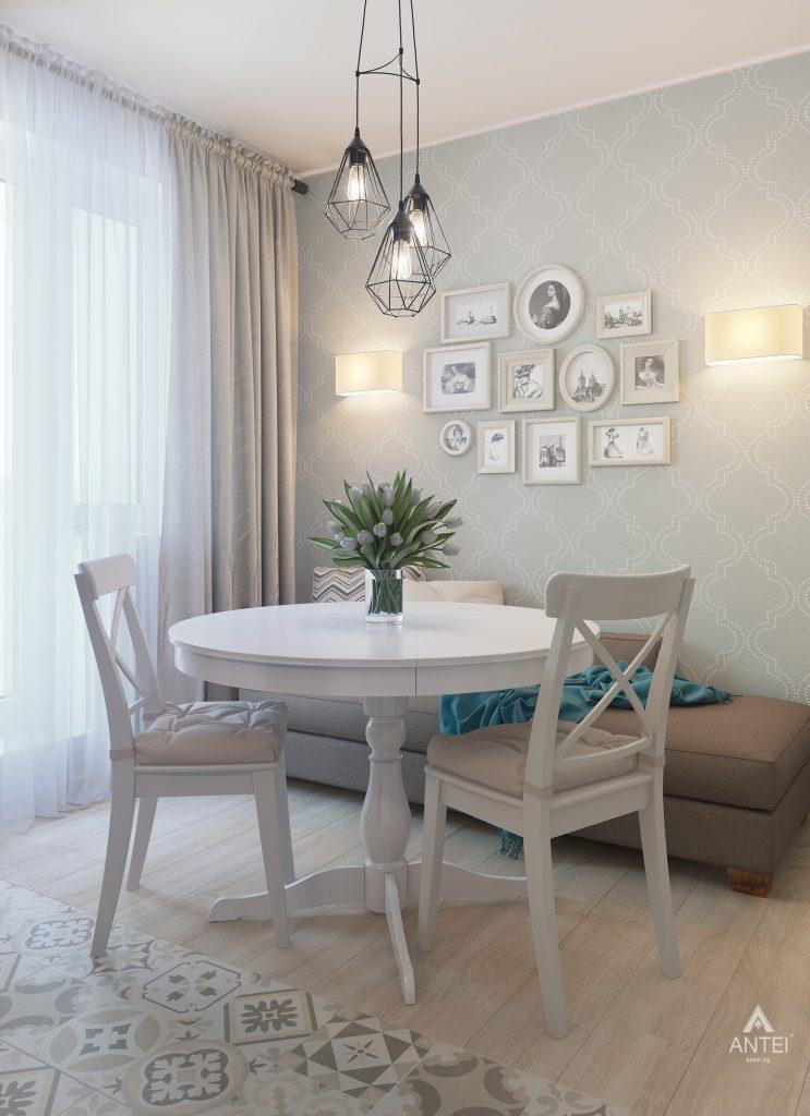 Дизайн интерьера квартиры в Гомеле, ул. Барыкина - кухня фото №3
