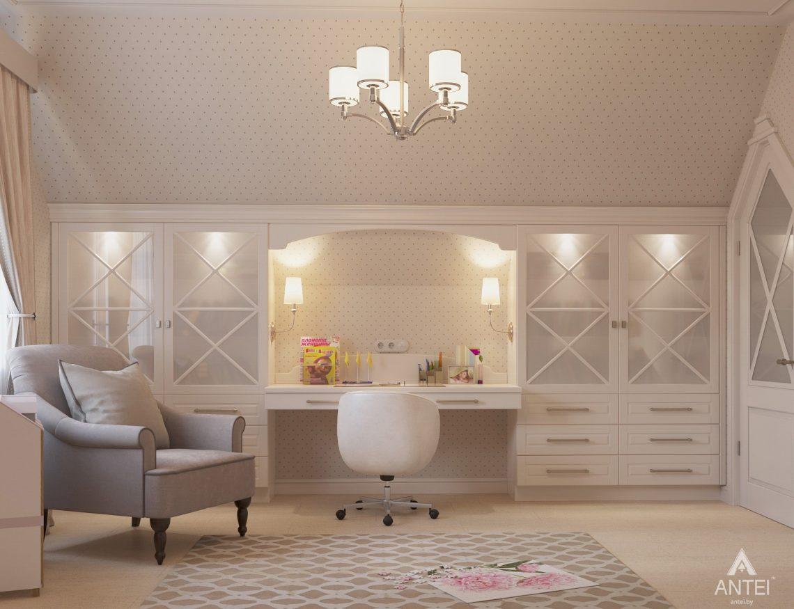 Дизайн интерьера дома в мкр-не Романовичи - детская комната фото №2