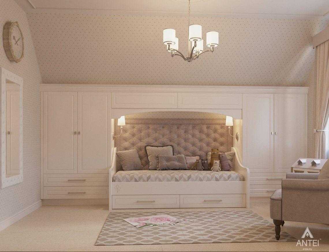 Дизайн интерьера дома в мкр-не Романовичи - детская комната фото №3