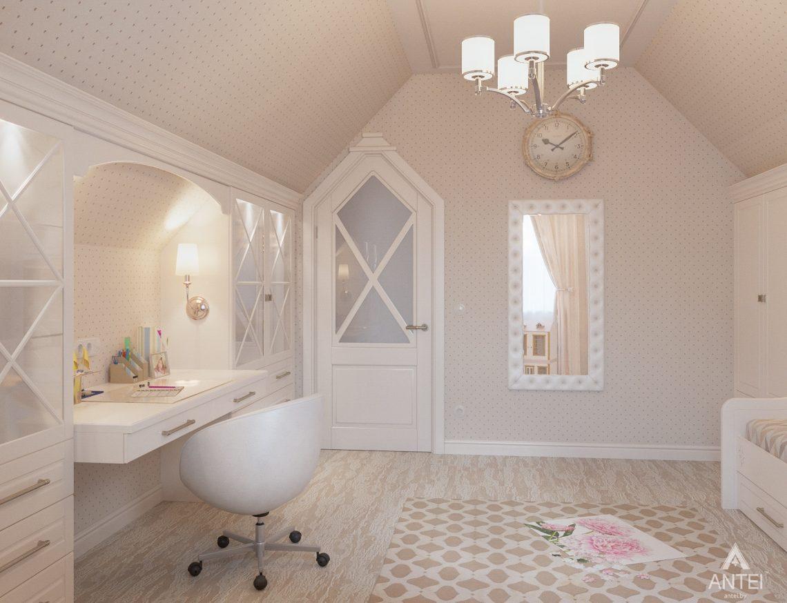 Дизайн интерьера дома в мкр-не Романовичи - детская комната фото №4
