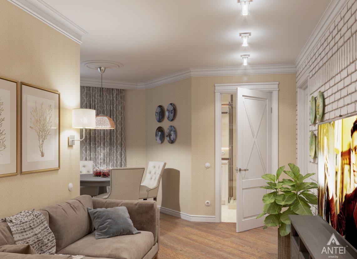 Дизайн интерьера дома в мкр-не Романовичи - комната отдыха фото №2