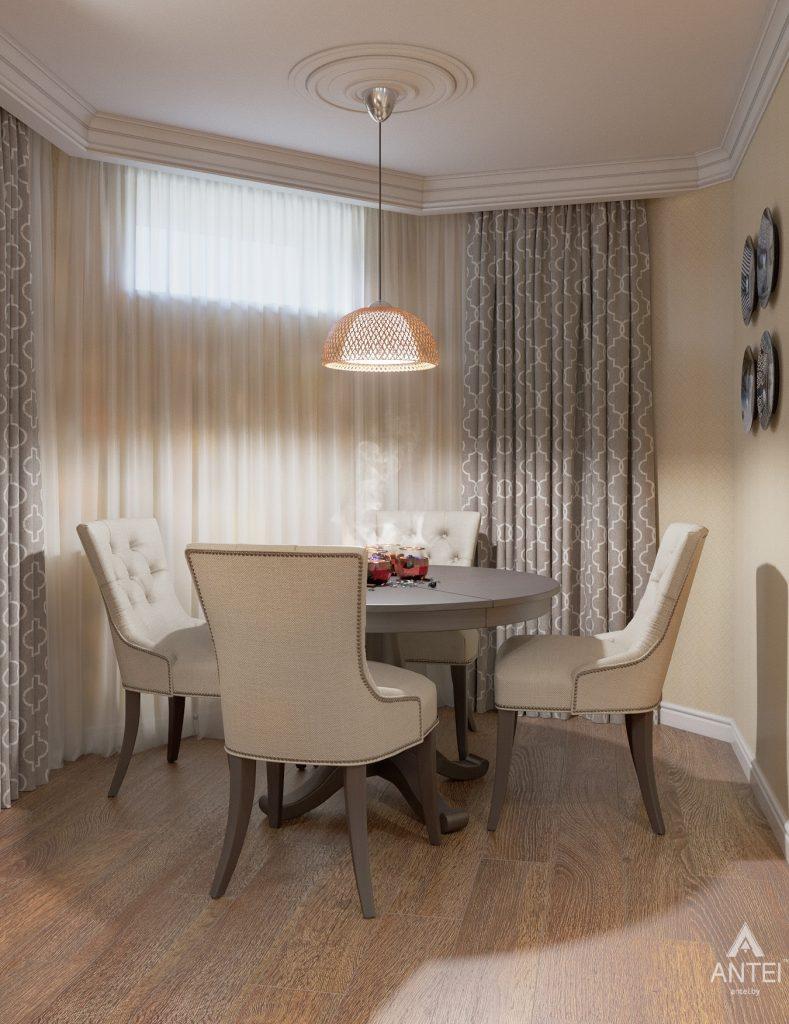 Дизайн интерьера дома в мкр-не Романовичи - комната отдыха фото №3