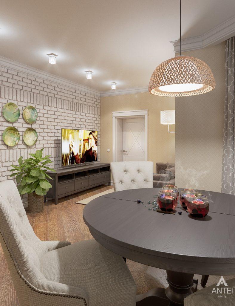 Дизайн интерьера дома в мкр-не Романовичи - комната отдыха фото №4