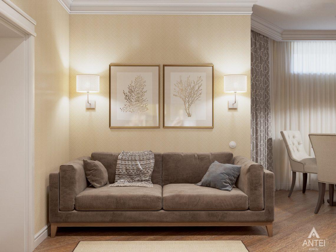 Дизайн интерьера дома в мкр-не Романовичи - комната отдыха фото №5