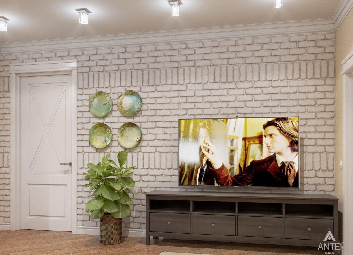 Дизайн интерьера дома в мкр-не Романовичи - комната отдыха фото №6