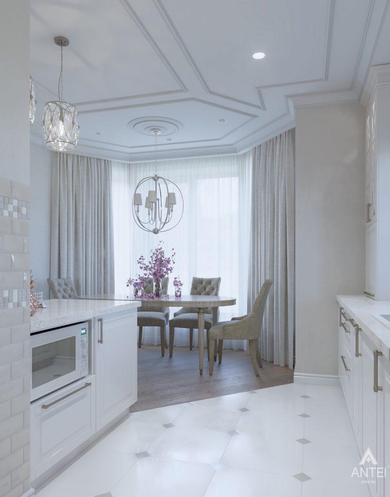 Дизайн интерьера дома в мкр-не Романовичи - кухня фото №6