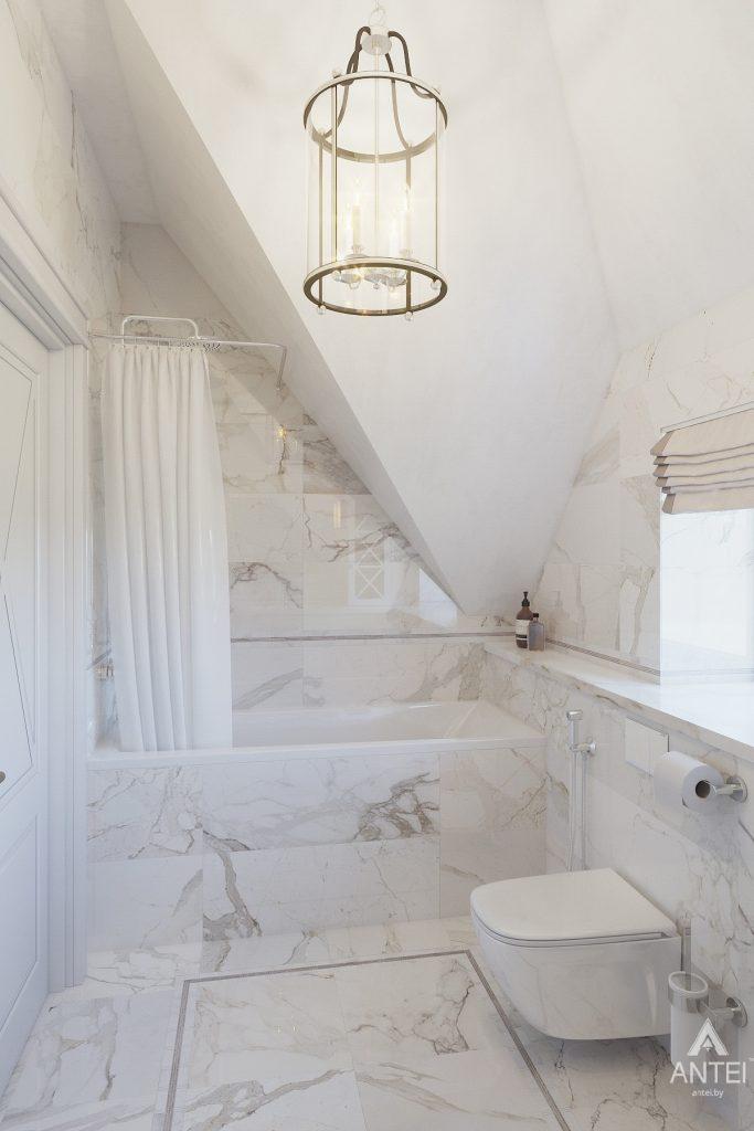 Дизайн интерьера дома в мкр-не Романовичи - ванная фото №3