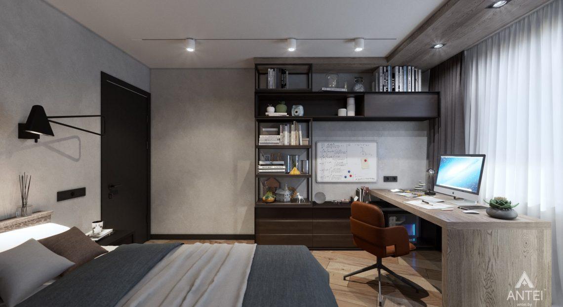 Дизайн интерьера трехкомнатная квартира в Жлобине - детская комната фото №2