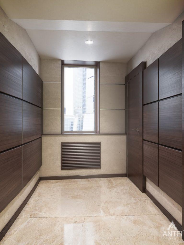 Дизайн интерьера офиса финансовой компании в Москве - холл фото №5