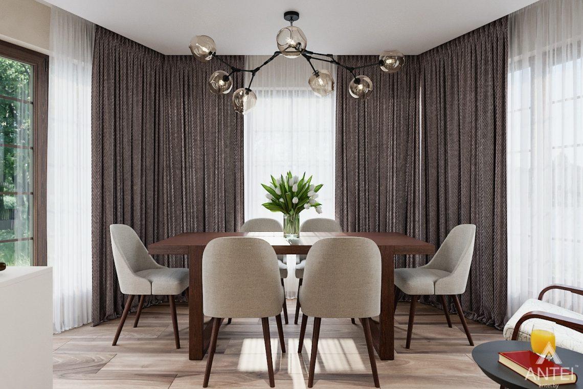 Дизайн интерьера дома в п. Большевик -терраса фото №2