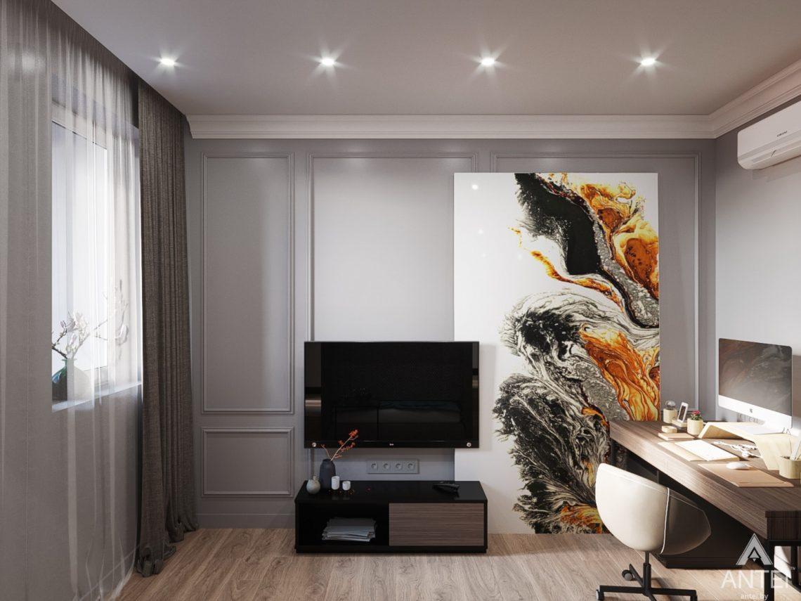 Дизайн интерьера квартиры студии в Москве - фото №2Дизайн интерьера квартиры студии в Москве - фото №8