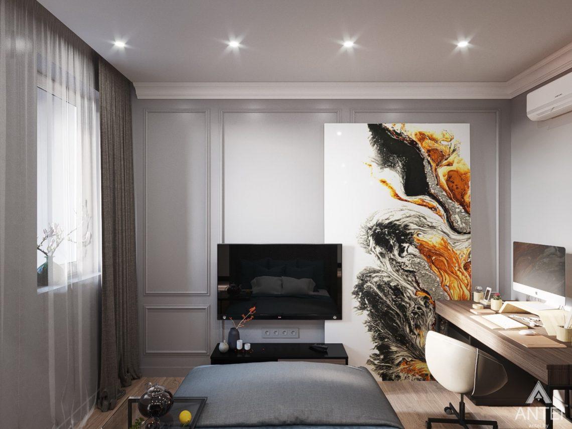 Дизайн интерьера квартиры студии в Москве - фото №2Дизайн интерьера квартиры студии в Москве - фото №11
