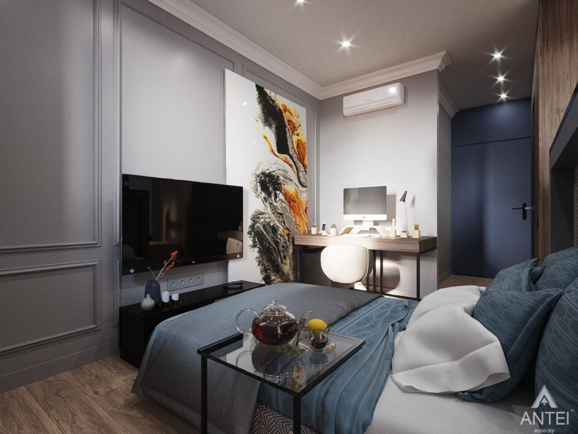 Дизайн интерьера квартиры студии в Москве - фото №2Дизайн интерьера квартиры студии в Москве - фото №10