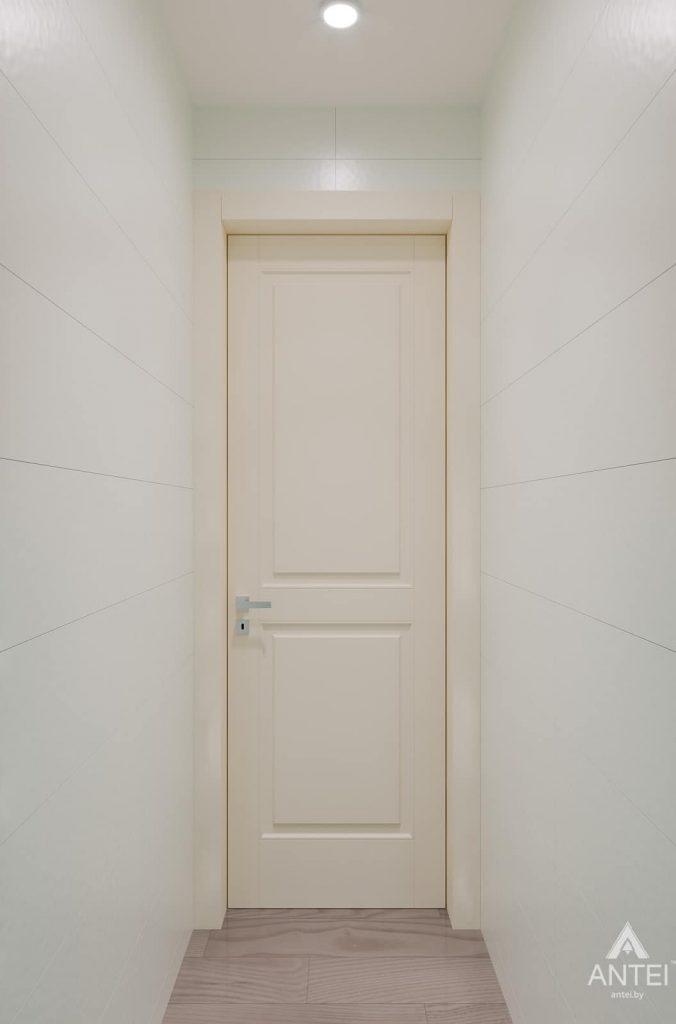 Дизайн интерьера трехкомнатная квартира в Светлогорске - туалет фото №2